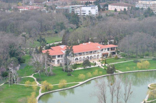A Ceaușescu által épített neptuni protokollvilla