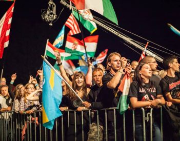 Youth camps in Transylvania funded by the Hungarian radical nationalist Jobbik party