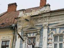 Feszítővassal estek neki műemléképületeknek Kolozsváron