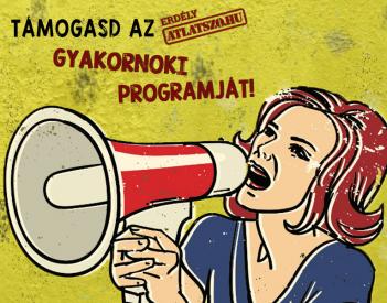 Támogasd a pályakezdő újságírókat! Gyakornoki programra gyűjtünk
