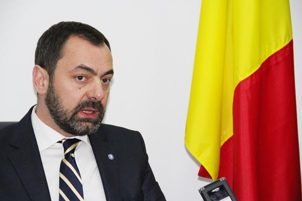 Alexandru Oprean államtitkár. Fotó: romanian.cri.cn