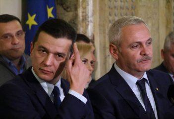 Történelmi bizalmatlanság Romániában: saját kormányukat buktatnák a szocdemek