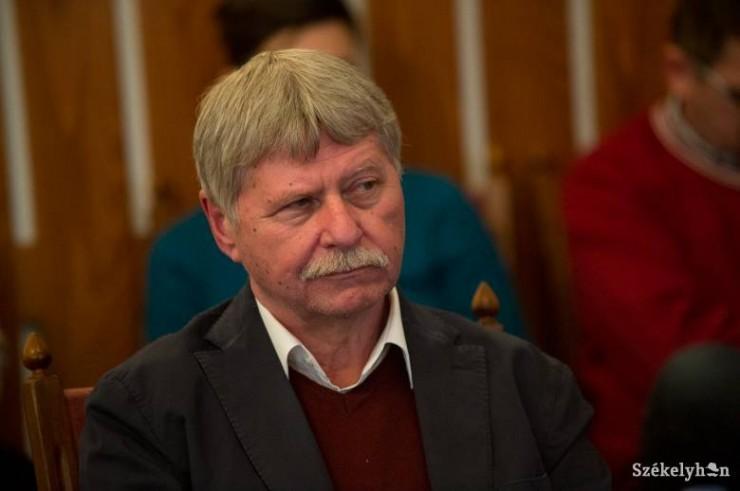 Verestóy Attila szenátor. Fotó: szekelyhon.ro