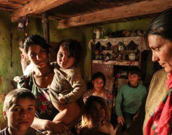 Galambfalva: as the municipality develops, the Roma ghetto is expanding