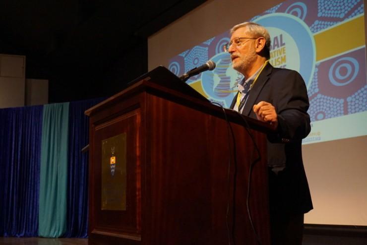 David Kaplan, a GIJN igazgatója