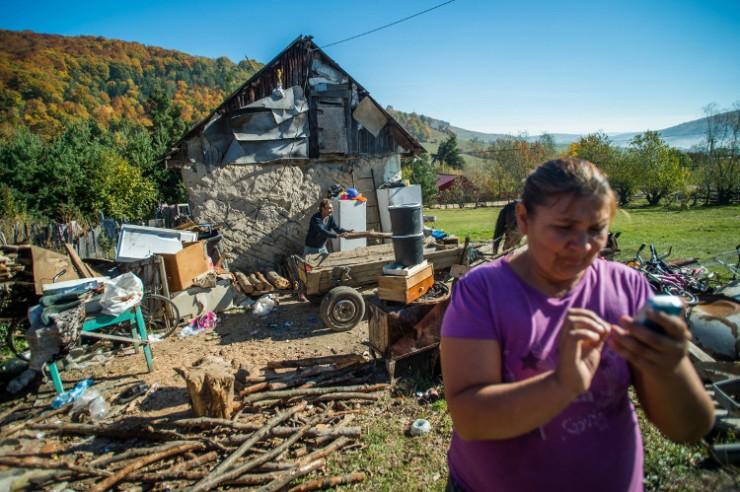 Előpatak, 2017. október 18. MTI Fotó: Balogh Zoltán