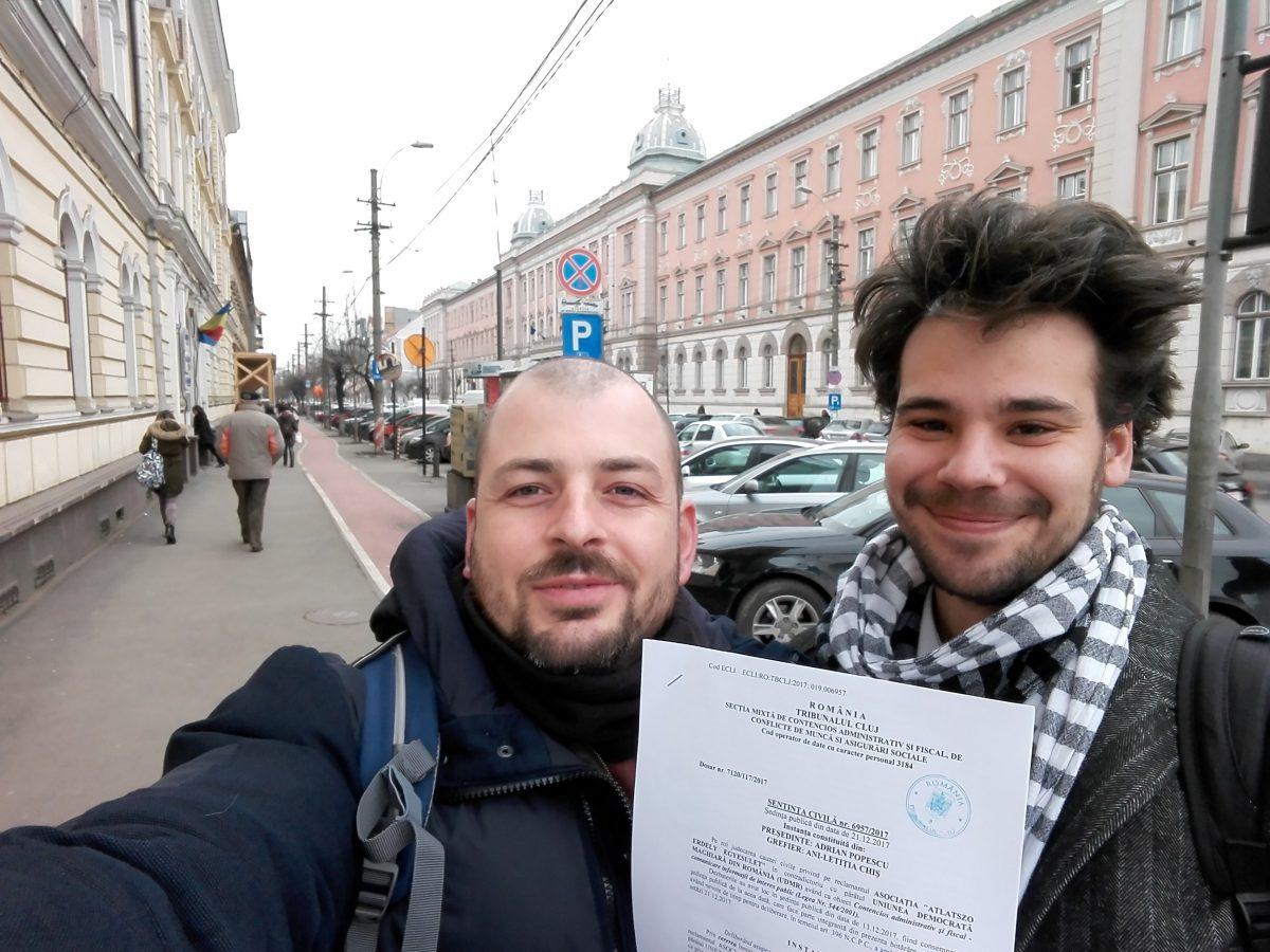 Győzött a nyilvánosság! Az RMDSZ-t közérdekű adatok kiadására kötelezték