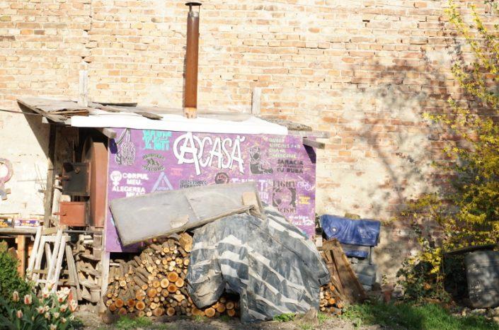 Kolozsvári anarchizmus a kertészkedéstől az utcai akciózásig