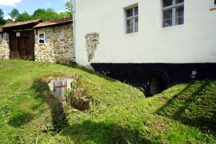 Az RMGC által felújított, lakott ház