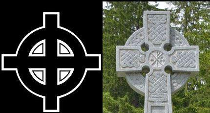 Az úzvölgyi temetőben felavatott emlékmű és a legionárius szimbólum