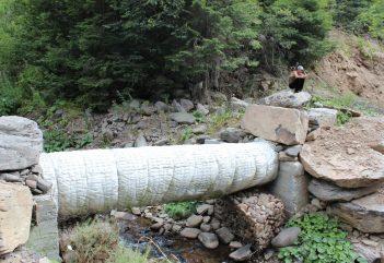 Újabb veszteséges vízerőművet vásárolt az MVM Székelyföldön