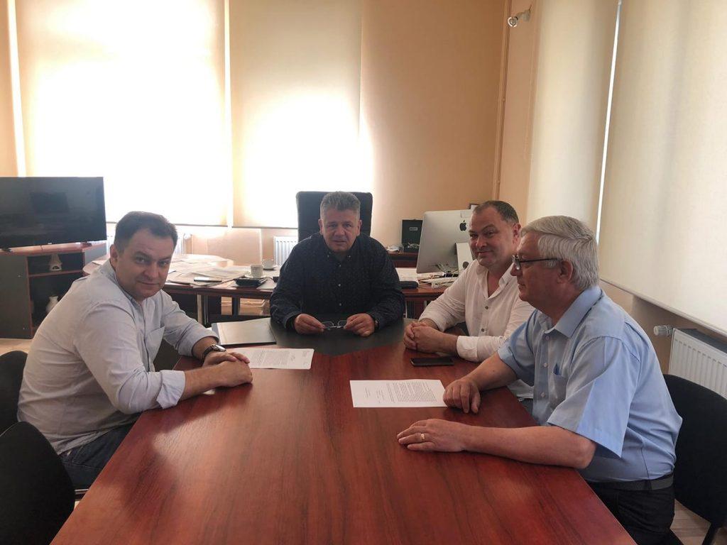 Portik Vilmos, Claudiu Maior, Magyary Előd és Makkai Gergely