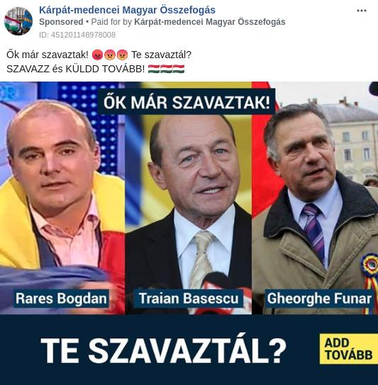 Az EP-választások napján futott ez a mozgósító hirdetés