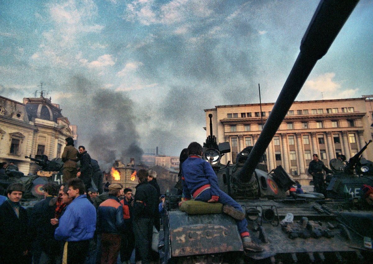 Romániai forradalom: böngésszünk egykor bizalmas diplomáciai üzeneteket!