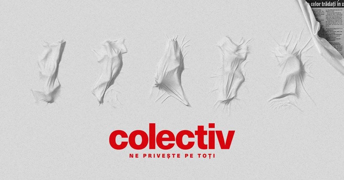 A colectiv film plakátja