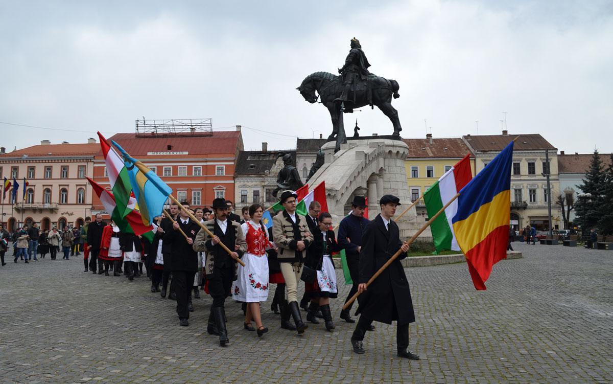 Március 15. Kolozsváron