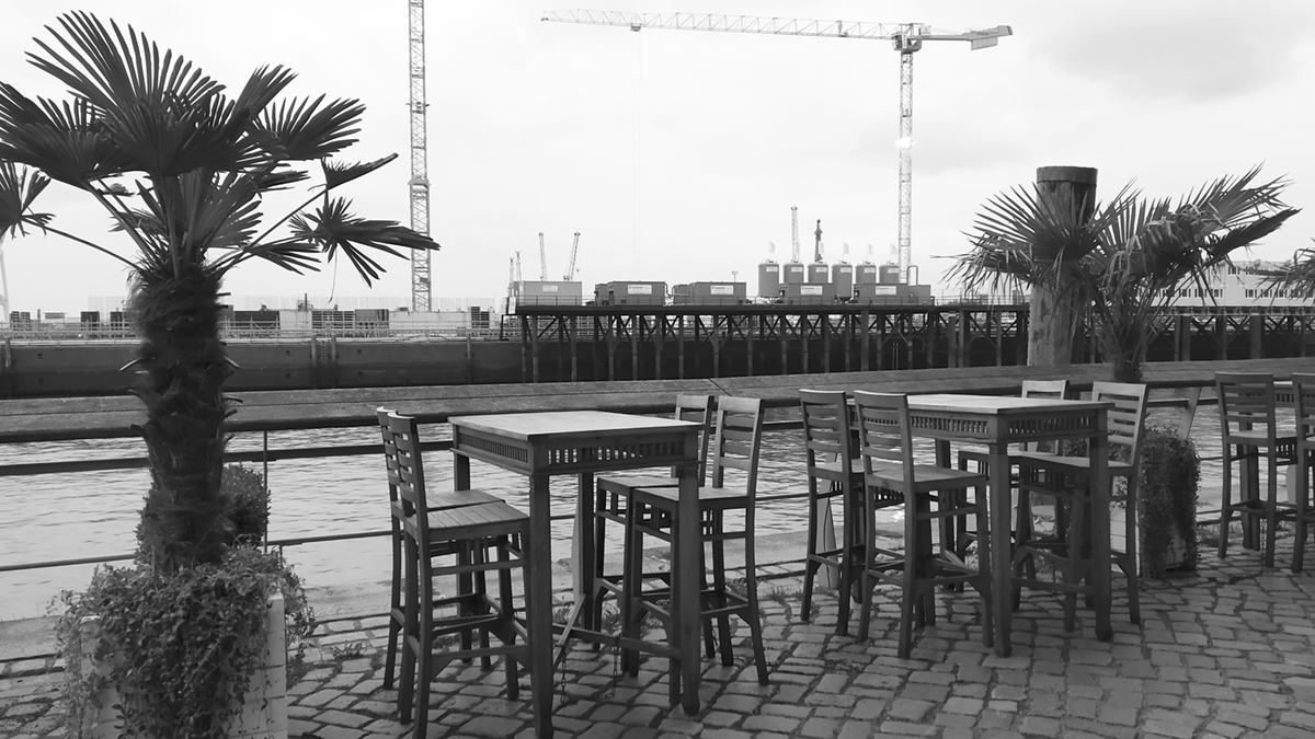 Hamburgi kikötő