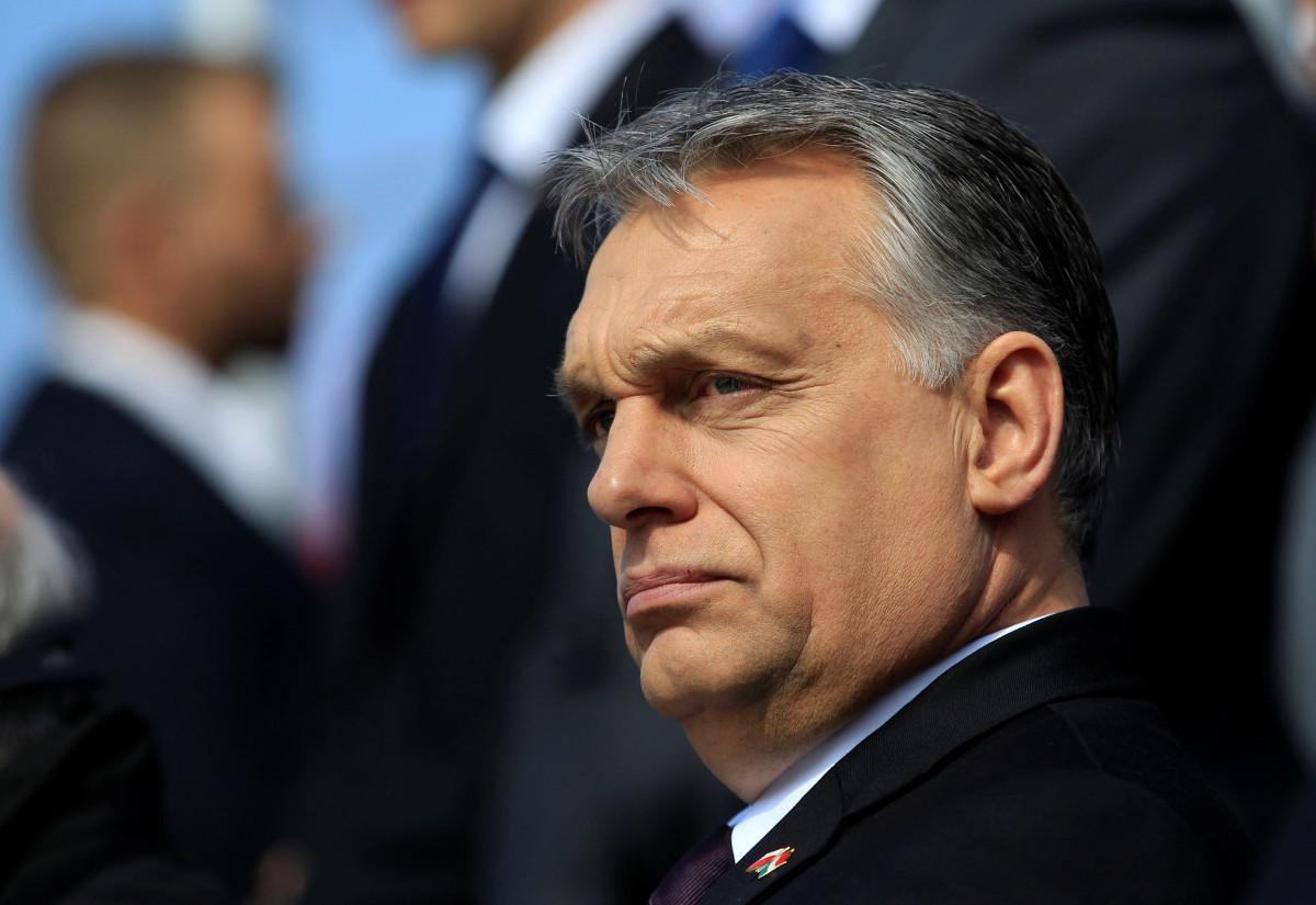 Viktor Orbán. Foto: Bernadett Szabó