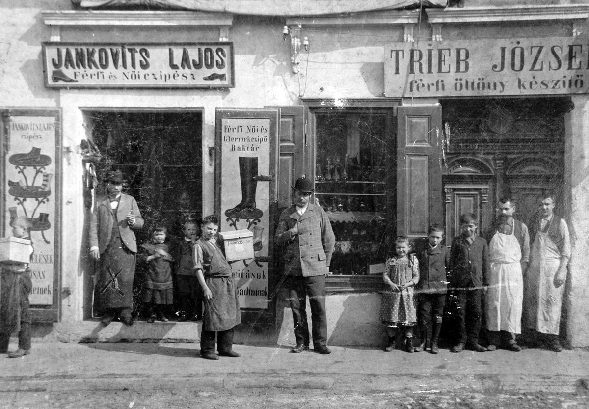 Kolozsvári életkép