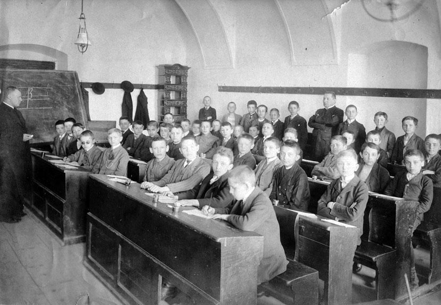 KOlozsvári osztályterem