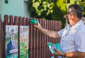 Realpolitik: besúgóval kampányol az RMDSZ