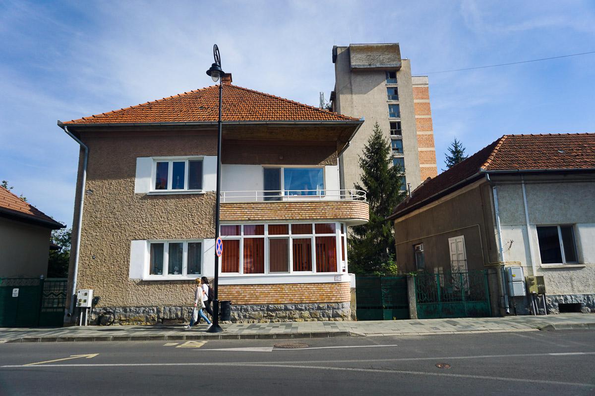 Józsáék és Bokorék háza, Sepsiszentgyörgy.
