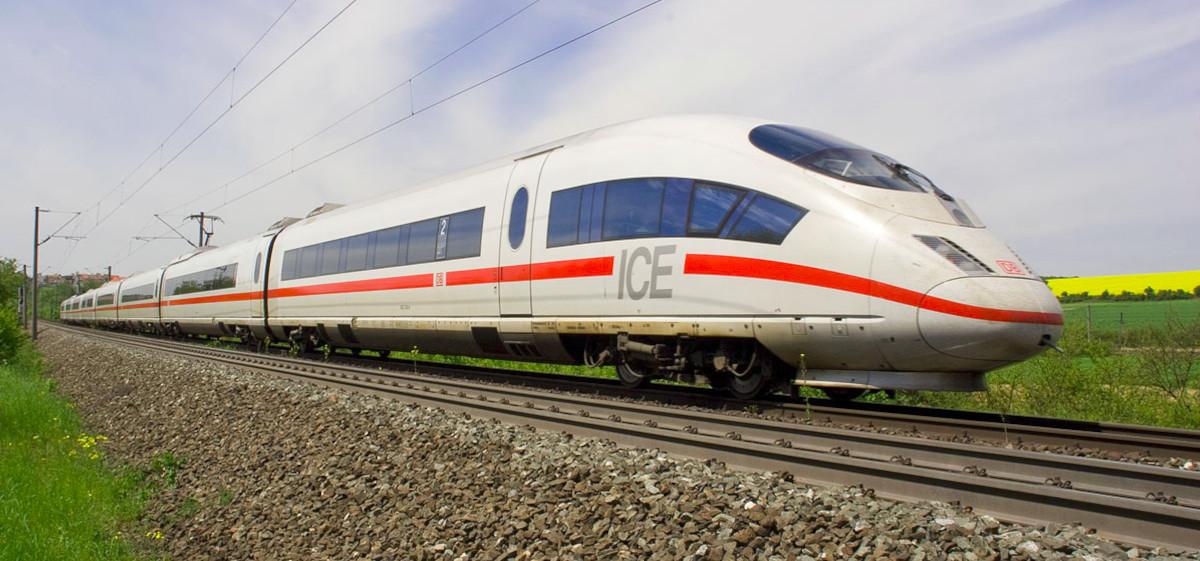 A Deutsche Bahn egy ICE 3-asa. Fotó: Andre Werske