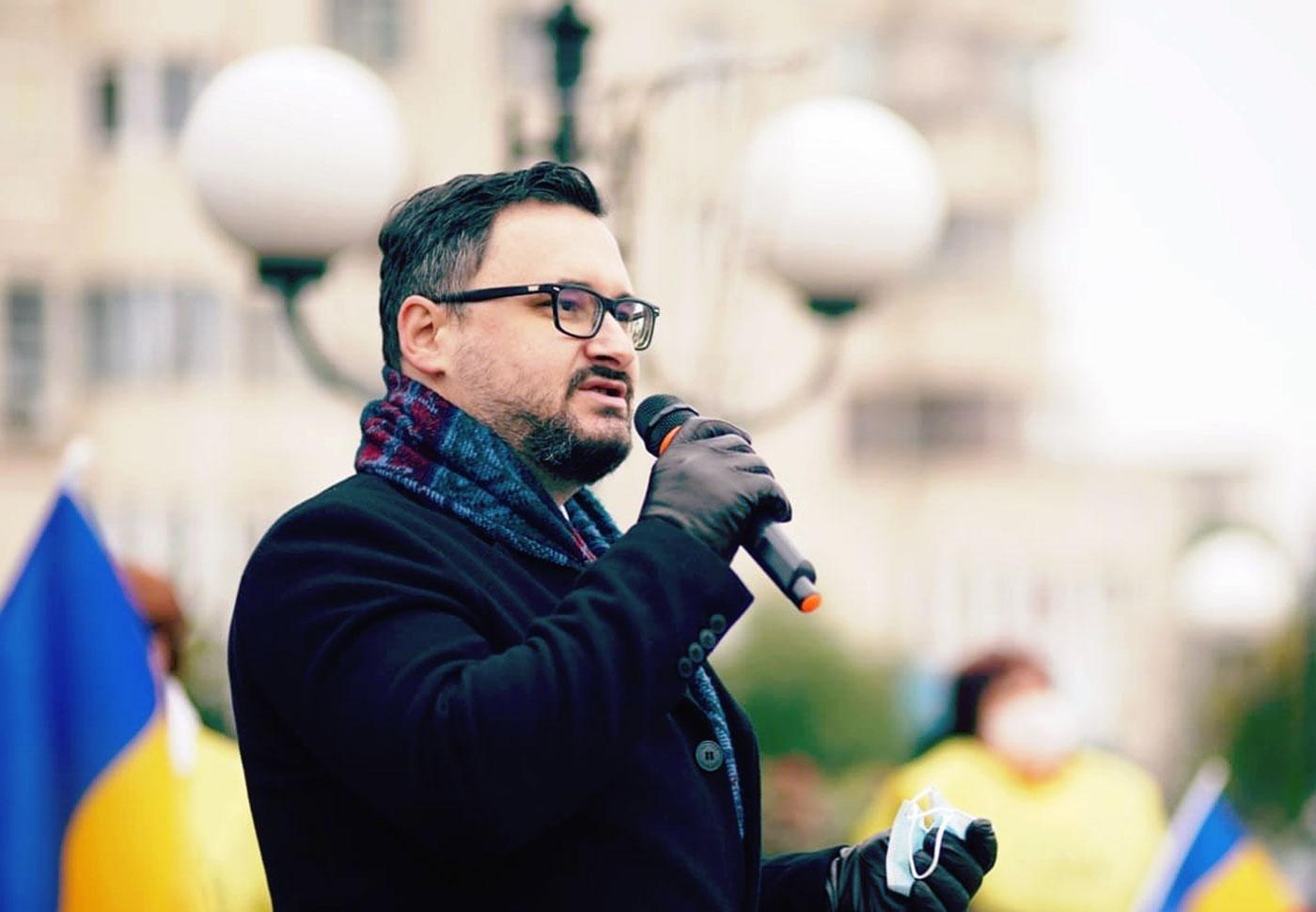 Honatyának készül a magyarellenes Dan Tanasă