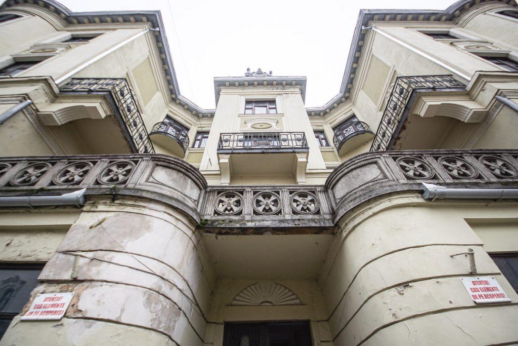 A Nagyvárad központjában található Sonnenfeld-palota. Fotó: Egyed Ufó Zoltán