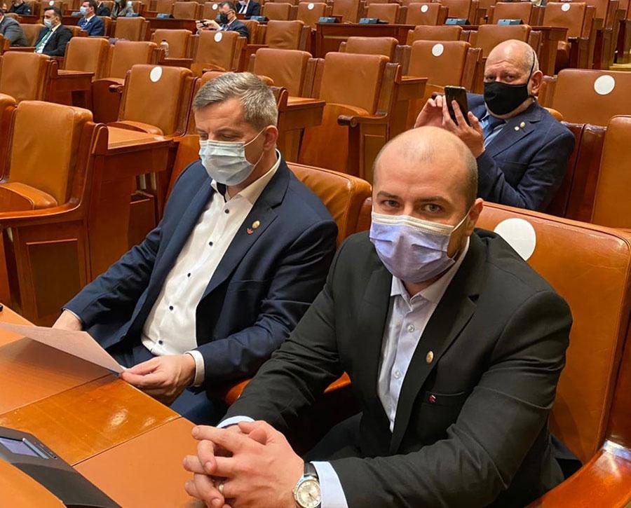 Vállalkozók a parlamentben