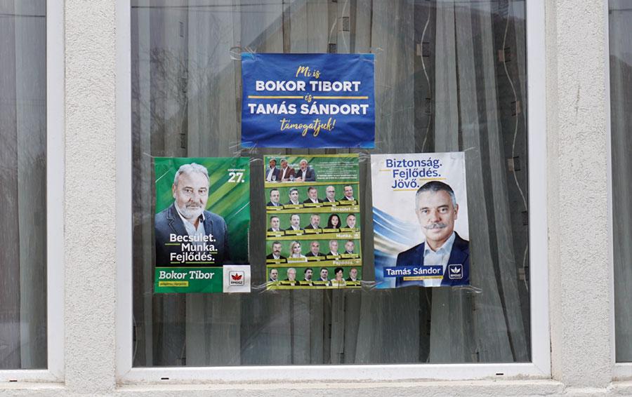 Választási kampány