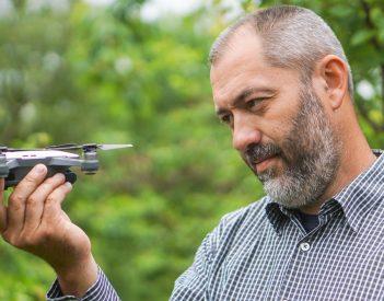 Új drónra gyűjtünk