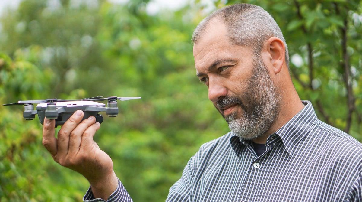 Ufó és a drónja